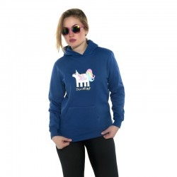 Sudadera diseño unicornio
