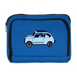 Funda para Ipad y tablet azulón diseño 600 azulito
