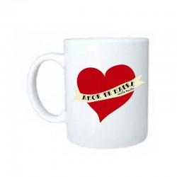 """Taza de cerámica diseño """"Amor de madre"""""""