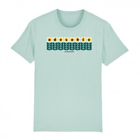 Camiseta Acrónimo adorable