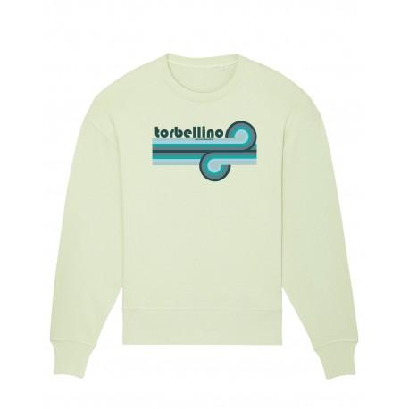 Sudadera verde Torbellino