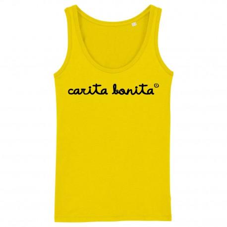 Camiseta tirantes Rosa fucsia