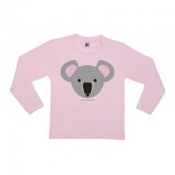 Sudadera rosa diseño Koala