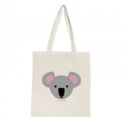 Tote bag natural Koala
